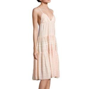 Mara Hoffman Organic Cotton Swim Collection Dress
